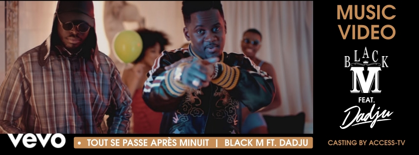 BLACK M FEAT DADJU TOUT SE PASSE APRES MINUIT CLIP VIDEO