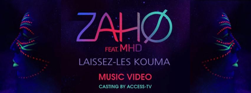 ZAHO FEAT MHD LAISSEZ-LES KOUMA